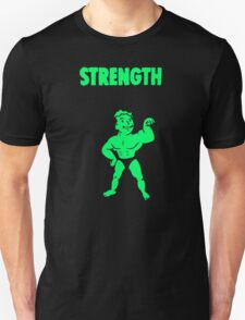 Fallout - S.P.E.C.I.A.L. Strength green T-Shirt
