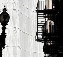 downtown Boston by bartfrancois