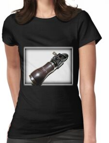 Clarinet Mouthpiece Assembly Womens Fitted T-Shirt