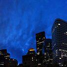 Boston Financial District by bartfrancois