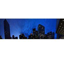 Boston Financial District Photographic Print