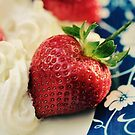 For the Love of Strawberries by micklyn