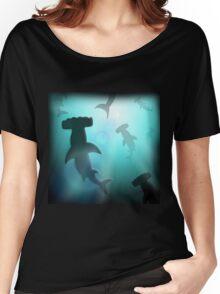 Underwater Hammerheads Women's Relaxed Fit T-Shirt
