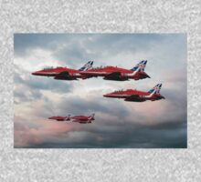 Red Arrows Baby Tee