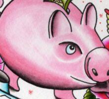 Tip sign Pig Sticker