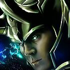Avengers - Loki by Ylaya