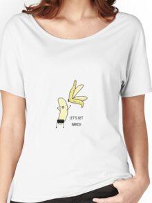 Banana Peel Women's Relaxed Fit T-Shirt