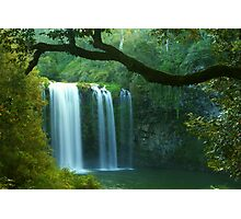 Dangar Falls Framed Photographic Print