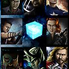 Avengers by Ylaya