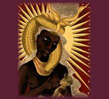 Goddess Isis and Horus Unisex T-Shirt