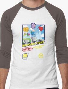 Adventure in Balloon Fighting Men's Baseball ¾ T-Shirt
