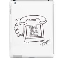 """""""Jenny"""" iPad Case/Skin"""