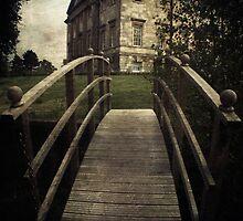 Footbridge by Nicola Smith