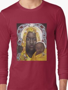 Our Lady, Breaker of Chains Long Sleeve T-Shirt