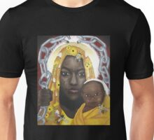 Our Lady, Breaker of Chains Unisex T-Shirt