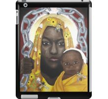 Our Lady, Breaker of Chains iPad Case/Skin