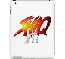 Shaq Fu iPad Case/Skin