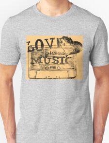 Vintage Love oldies music #2 T-Shirt