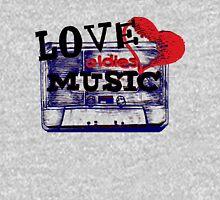 Vintage Love oldies music #3 Hoodie