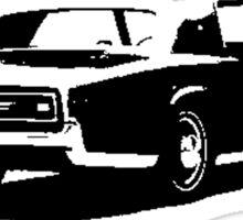 Ford Thunderbird Hardtop Coupe 1967 Sticker