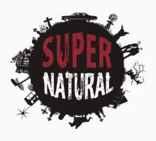 Supernatural World dark by RisenShine22