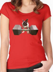 One Day Reese....... Women's Fitted Scoop T-Shirt