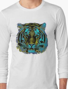 Vintage Tiger Fine Art T-Shirt