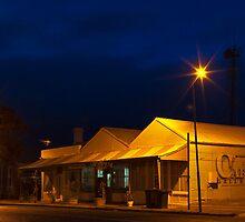 Hawker Cafe by Caroline  Lloyd