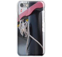 tied iPhone Case/Skin