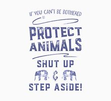 Protect Animals Unisex T-Shirt