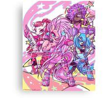 My little pony JAM Canvas Print