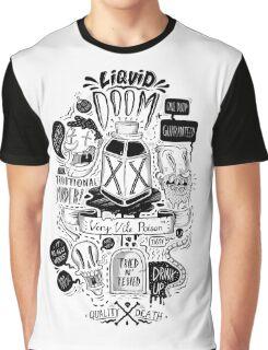Liquid Doom Graphic T-Shirt