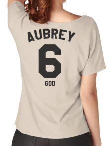 """Drake Jersey """"Aubrey"""" Women's Relaxed Fit T-Shirt"""