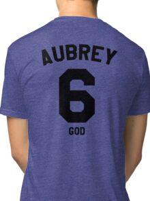 """Drake Jersey """"Aubrey"""" Tri-blend T-Shirt"""