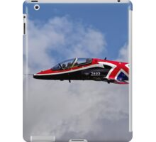 BAe Hawker Siddeley Hawk T.1A No 208(R) Sqn XX263 iPad Case/Skin