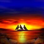 Sunset2 by sirgulamhusain