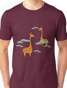 Giraffes Unisex T-Shirt