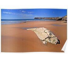Praia da Mareta ii Poster