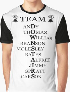Team Downstairs (Boys) Graphic T-Shirt