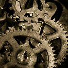 Cogs  by Lance Jackson