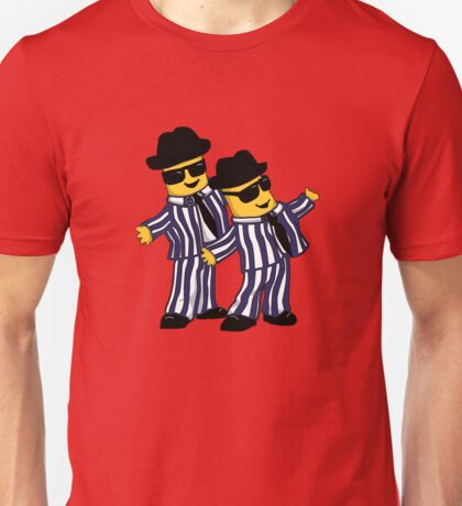 Blues Bananas Unisex T-Shirt