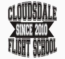 Cloudsdale Flight School (Black) by Pegasi Designs