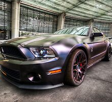Shelby GT500KR by Yhun Suarez