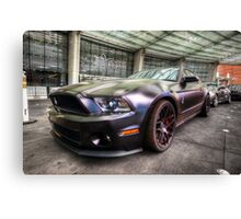 Shelby GT500KR Canvas Print