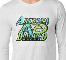 DIAMONDBACKS WHITE Long Sleeve T-Shirt