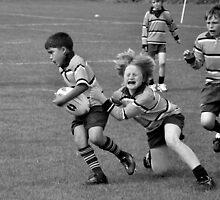 I love rugby! by Teemu