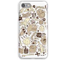 Salty Sea iPhone Case/Skin