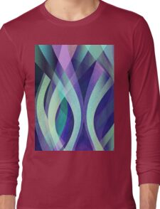 Abstract background Long Sleeve T-Shirt