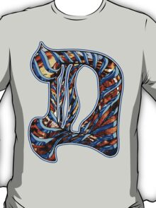 D for Detroit T-Shirt