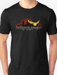 Melbourne Muggles - Gryffindor T-Shirt